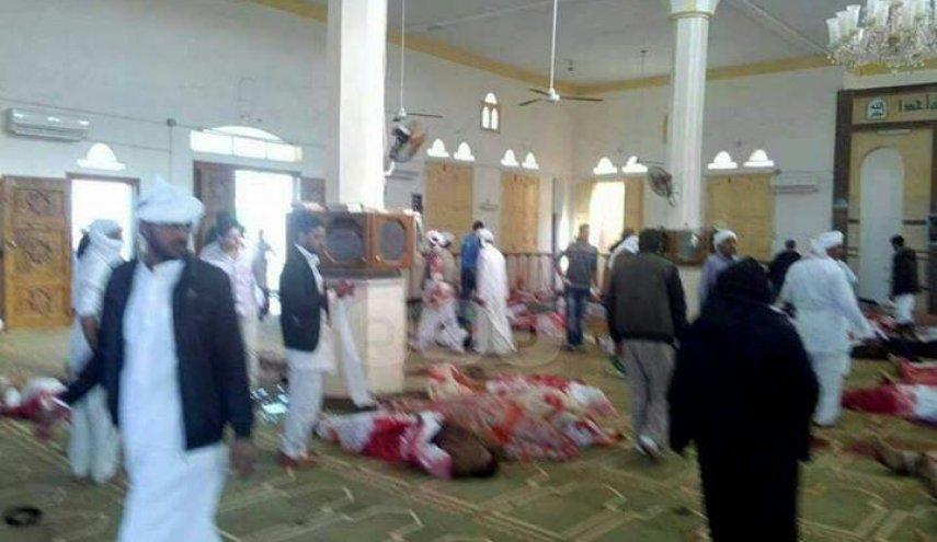 پاپ فرانسیس، حمله مرگبار به مسجد مصر را «خشونتی بیرحمانه» خطاب کرد