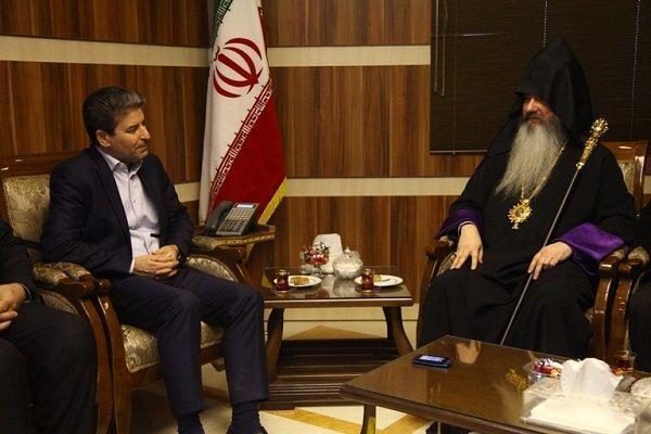 نظام جمهوری اسلامی ایران بهترین سرمشق برای تعامل ادیان است