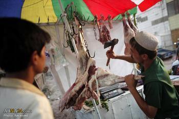 تشدید مقابله با مواد غذایی حلال در منطقه مسلماننشین چین