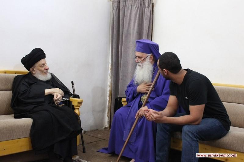 روحانیون ادیان برای گسترش محبت و همزیستی ملتهای جهان تلاش کنند