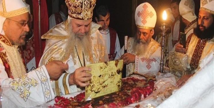 مراسم «عشای ربانی» برای اولین بار در عربستان برگزار شد