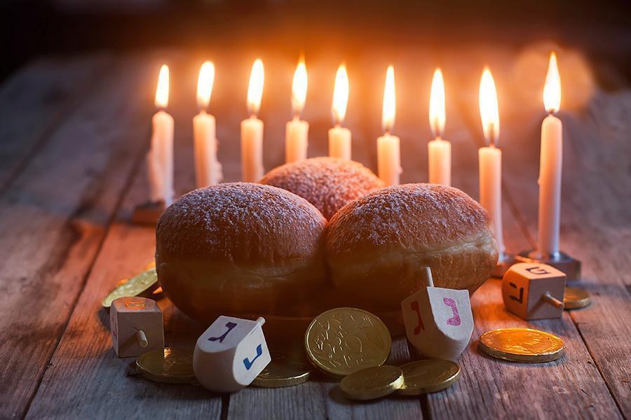 جشن عید حنوکا (یکتاپرستی)