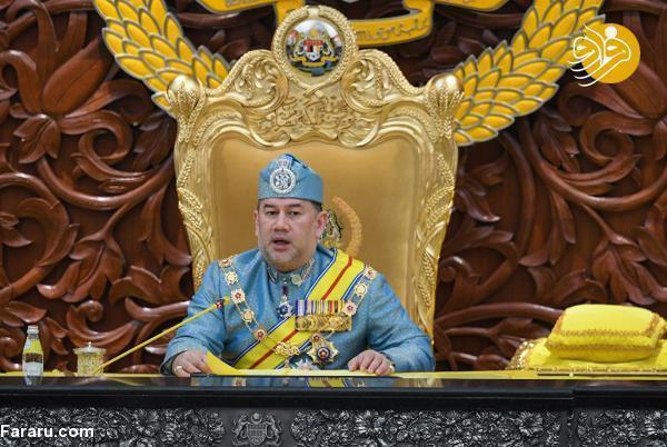 ملکه زیبایی روس مسلمان شد و با پادشاه مالزی ازدواج کرد + تصاویر