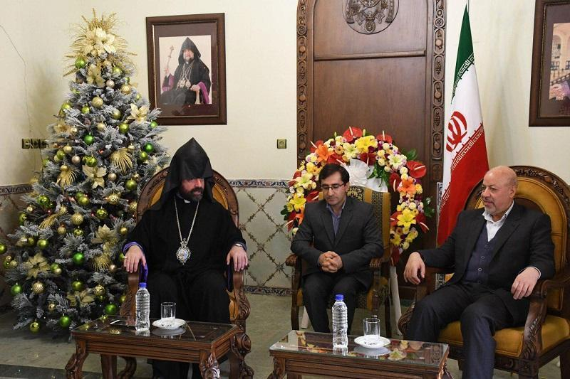 اصفهان نماد واقعی همدلی پیروان ادیان توحیدی است