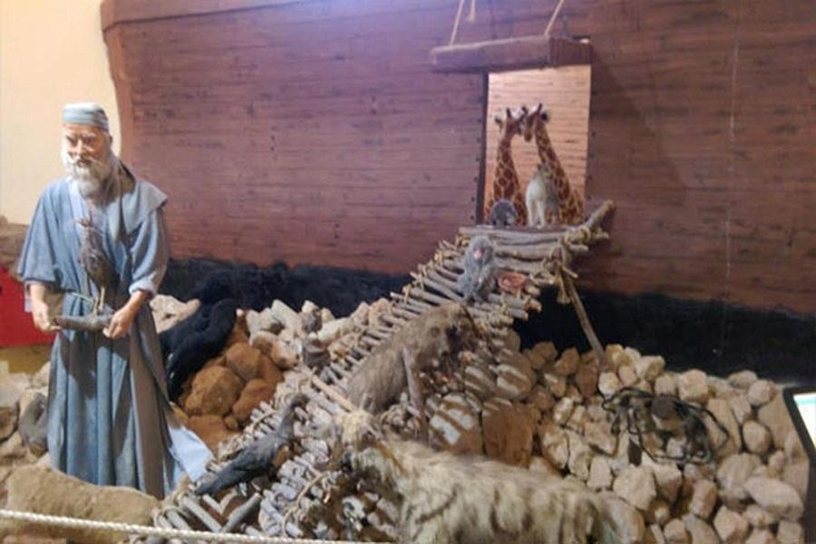 موزه «لاستوریا» در اردن گامی در راستای نزدیکی ادیان