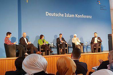 سالهاست اسلام وارد جهان غرب شده است
