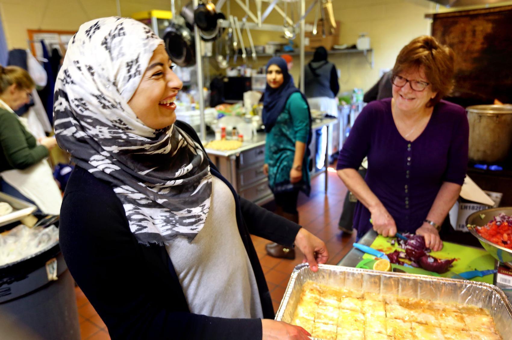 مسلمانان و یهودیان چارلستون نشست «غذا و ایمان» برگزار میکنند