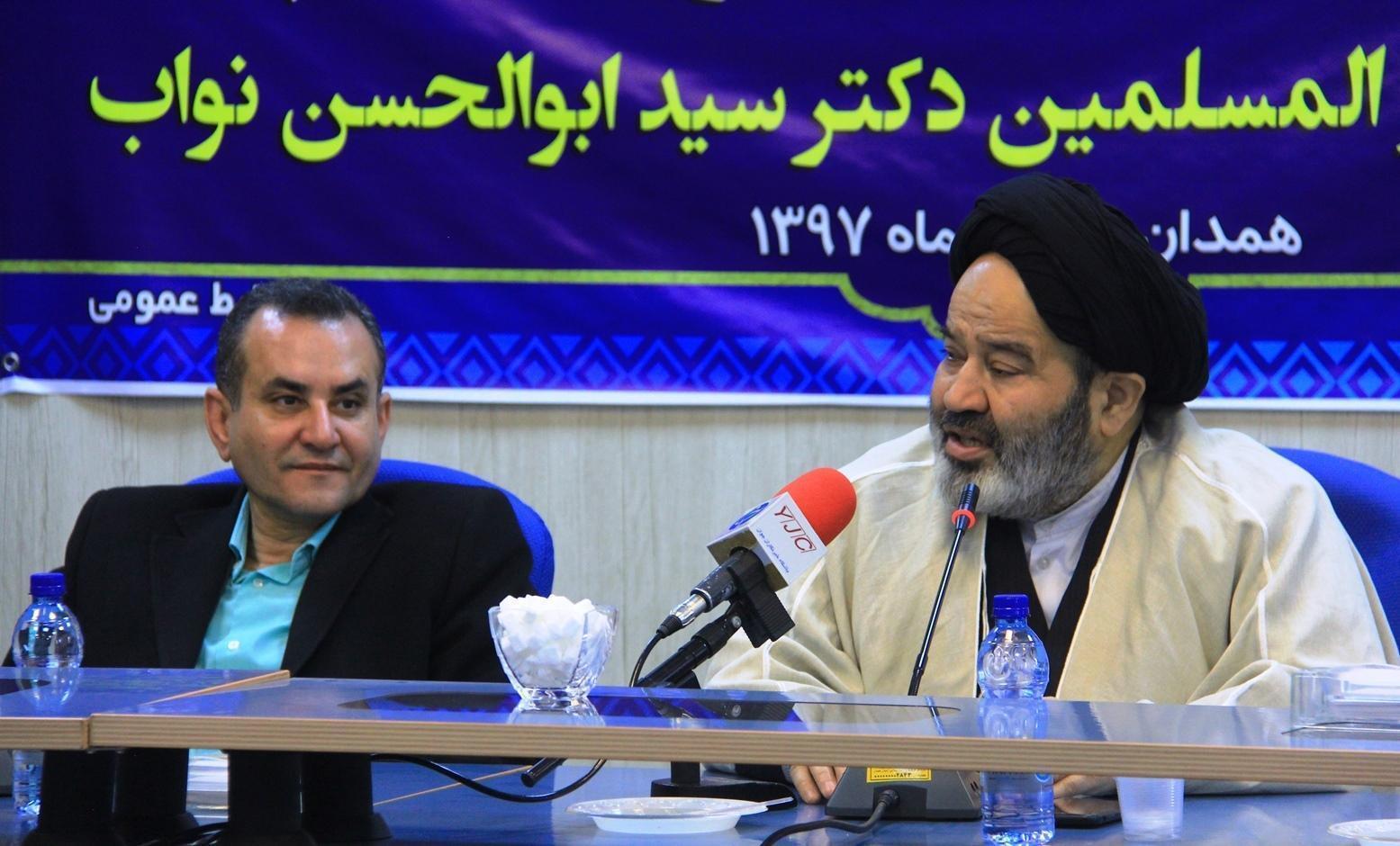 دانشجویان ۱۵ کشور در دانشگاه ادیان و مذاهب ایران