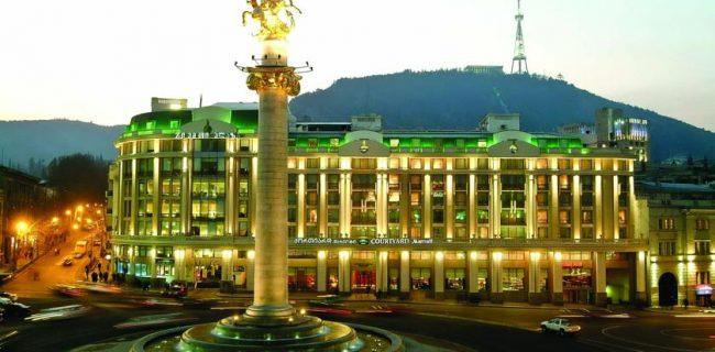 هتلهای تفلیس در تور تفلیس