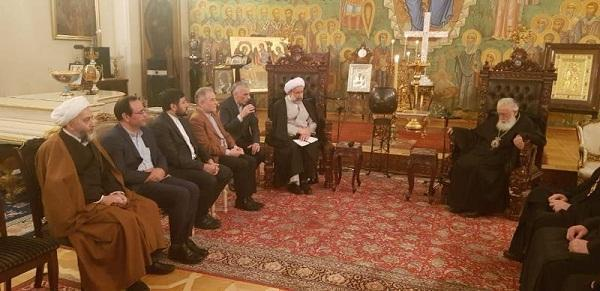 روابط گرجستان با ایران دوستانه و تاریخی است