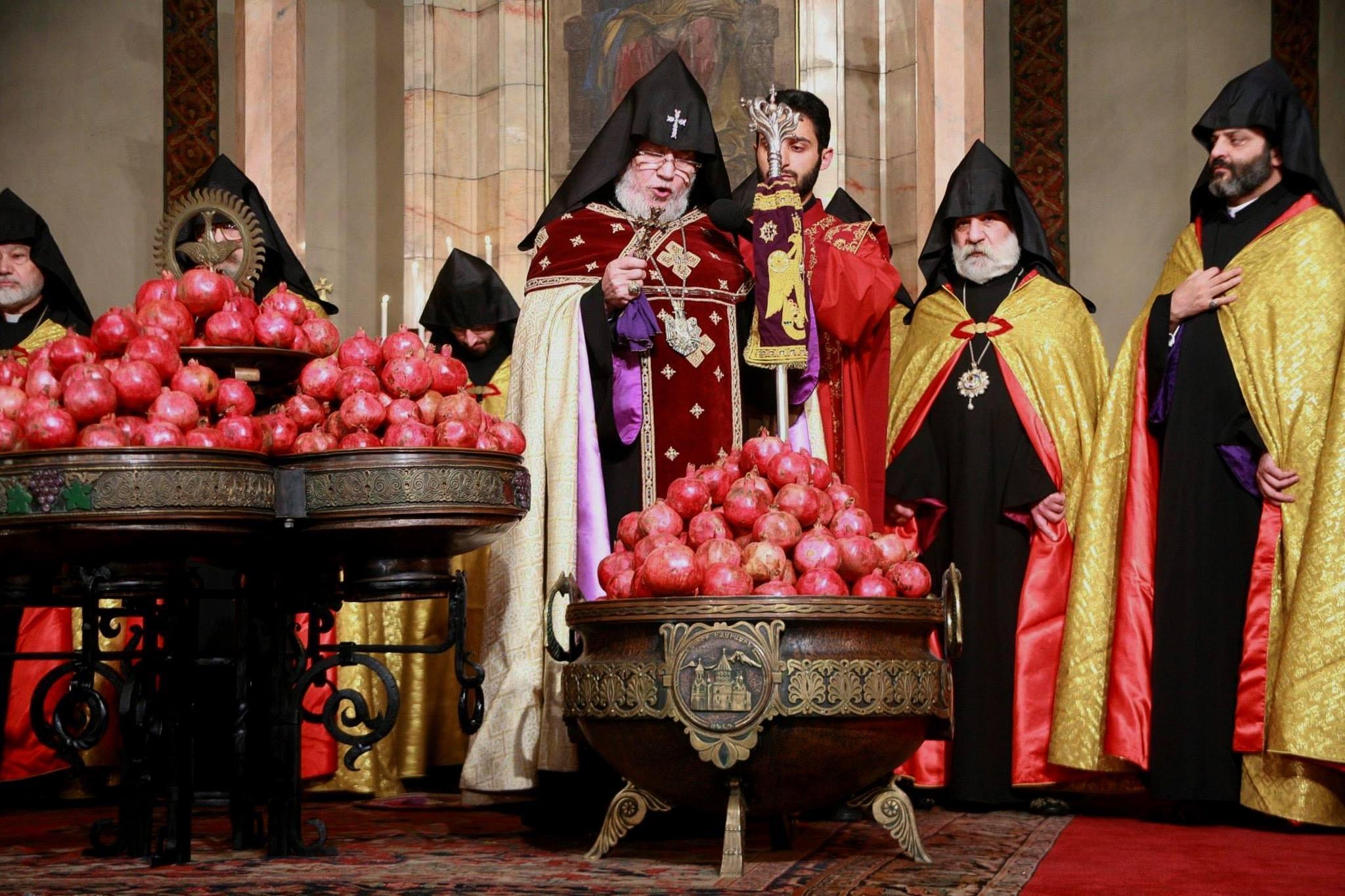 چرا انار نامآشناترین نماد ارمنستان محسوب میشود؟