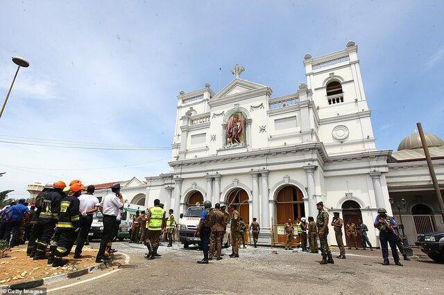 اسلامهراسی این بار به بهانه حملات سریلانکا