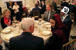 ضیافت افطاری ترامپ در کاخ سفید