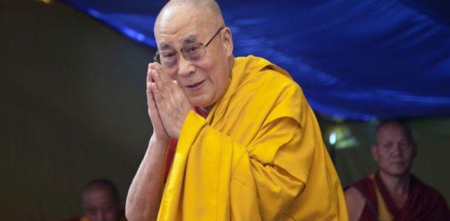 دالایی لاما بر تحقق صلح جهانی در قرن 21 تآکید کرد