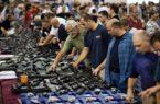 ارتباط میزان دیانت افراد با تمایل به مالکیت اسلحه