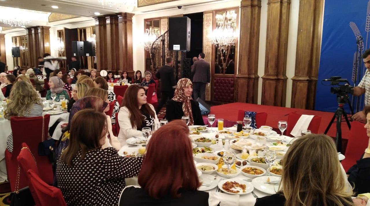 گلریزان موسسه امام موسی صدر در بیروت