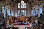 افطار میان ادیانی جوامع مذهبی در کلیسای غرب لندن برگزار شد