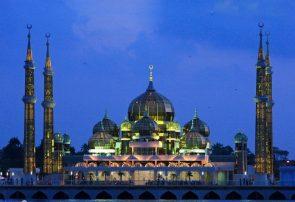 مسجد کریستالی مالزی   اولین مسجد هوشمند دنیا