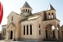 جاذبههای گردشگری استان خوزستان: کلیسای ارامنه آبادان
