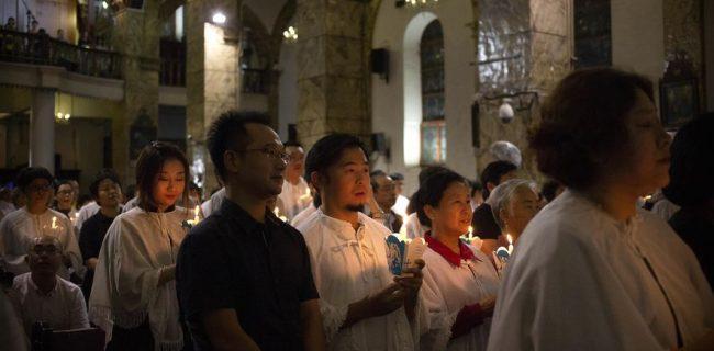 گزارش رسانه آمریکایی علیه آزار و اذیت مسیحیان در چین