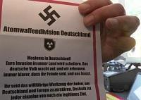 پخش اعلامیههای تهدیدآمیز علیه مسلمانان در شهر کلن