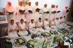 گزارش تصویری از جشن سدره پوشی گروهی در یزد