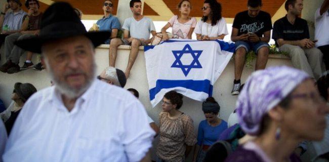 یک نظرسنجی: اسرائیلیها نگران قطعی روابط با دیگر یهودیان جهان هستند
