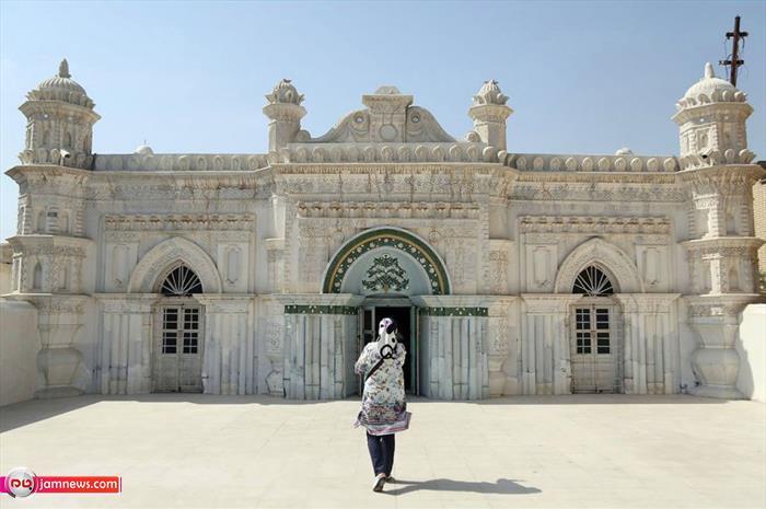 مسجد رنگونیها آبادان نماد دوستی ادیان