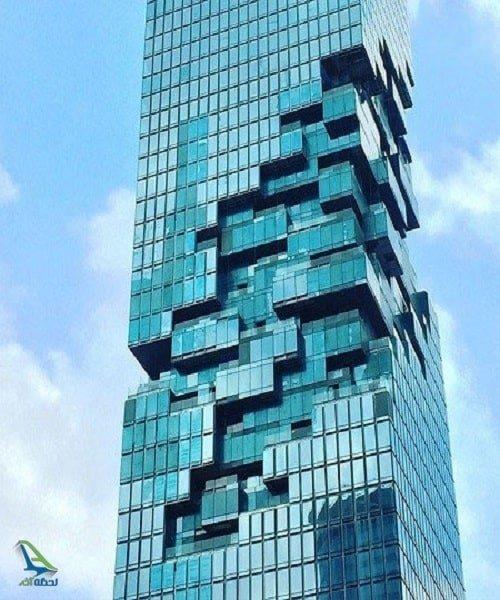 بلندترین سازه کشور تایلند