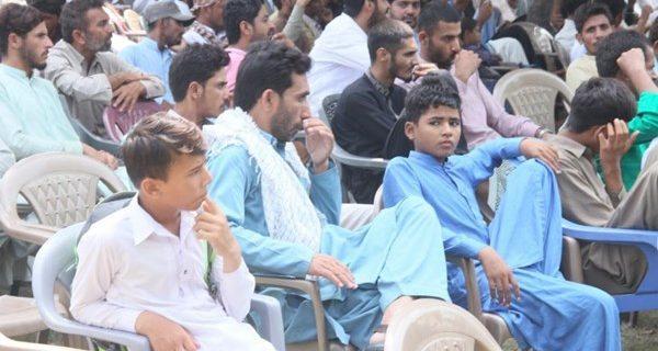 اجتماع عظیم مردم پاکستان در حمایت از ولایت فقیه + تصاویر