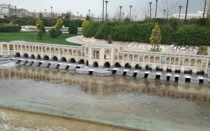 ایرانی کوچک در شهر مشهد
