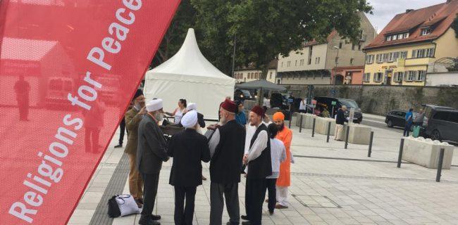 برگزاری دهمین مجمع جهانی «ادیان برای صلح» در لینداو آلمان