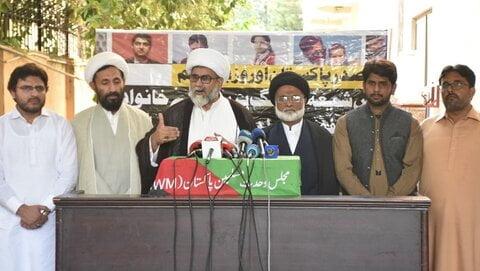 اعتراض شدید حزب پاکستانی به ربوده شدن جوانان شیعه