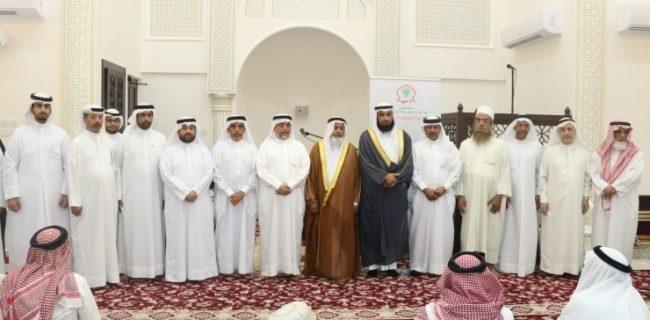 افتتاح مسجد «النور» در بحرین به مناسبت عید قربان