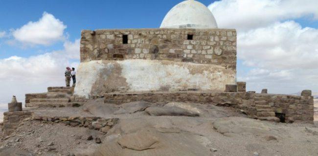 بازگشایی مقام «حضرت هارون» در اردن