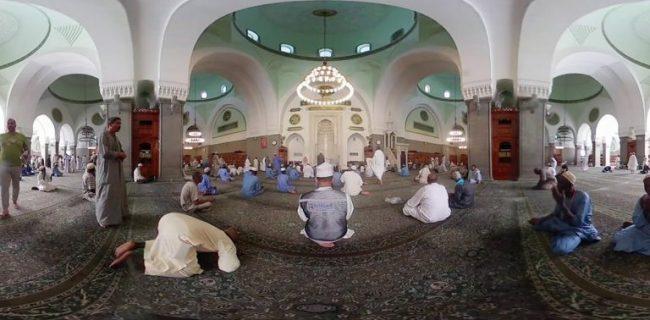 بازگشایی ۲۴ ساعته درهای مسجد قباء برای نخستین بار در حج