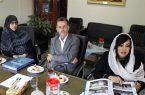 خانم مارلین دیاب: ایران الگوی زندگی مسالمتآمیز است