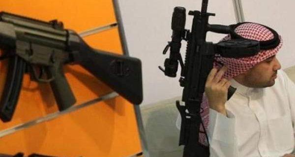 خرید و فروش آزاد سلاح در عربستان علیرغم منع قانونی
