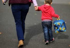 سکولاریزه کردن مدارس در ایرلند به کجا رسید؟