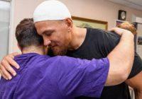 فوتبالیست استرالیایی: بهترین لحظه برای مرگ هنگام نماز است