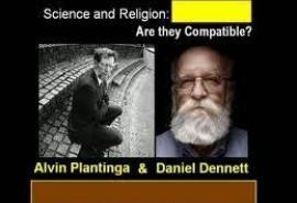 مناظره آلوین پلنتینگا و دنیل دنت؛ سازگاری میان علم و دین