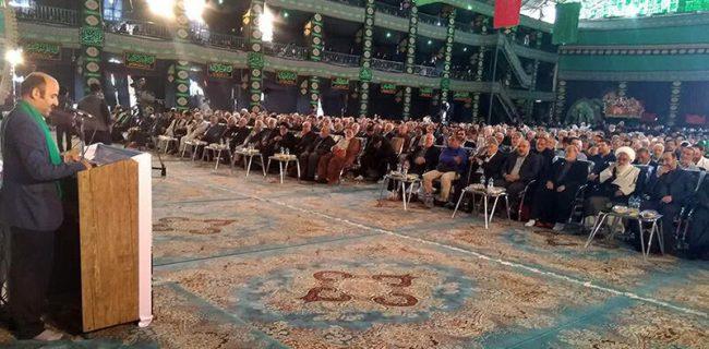 نشست تخصصی اجلاس پیرغلامان حسینی در شهر شاهدیه یزد برگزار شد