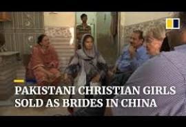 همدستی کشیشان یا قاچاقچیان انسان در پاکستان