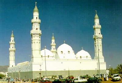 پروژه توسعه مسجد «قبا» در مدینه به زودی آغاز می شود