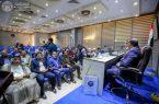 کنفرانس بررسی «کتیبه های شعری فارسی و ترکی حرم مطهر علوی» برگزار شد
