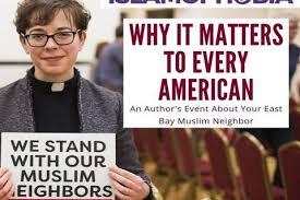 نویسنده مسیحی آمریکایی به جنگ اسلام هراسی رفت