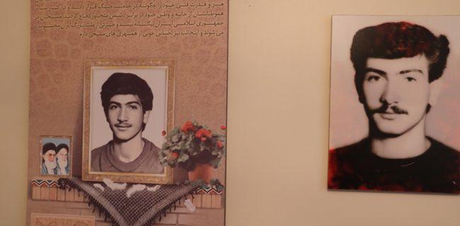 پسرم نخستین شهید پیرو ادیان توحیدی است/ خیلی خوشحال شدم که امام خامنهای را از نزدیک دیدم
