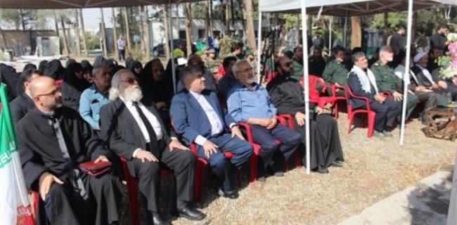 برگزاری مراسم گرامیداشت شهدای مسیحیان آشوری در اسلامشهر