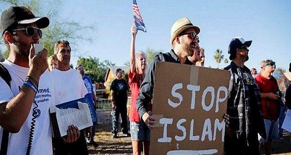 وقوع ۱۰ هزار رویداد ناشی از اسلامهراسی در آمریکا