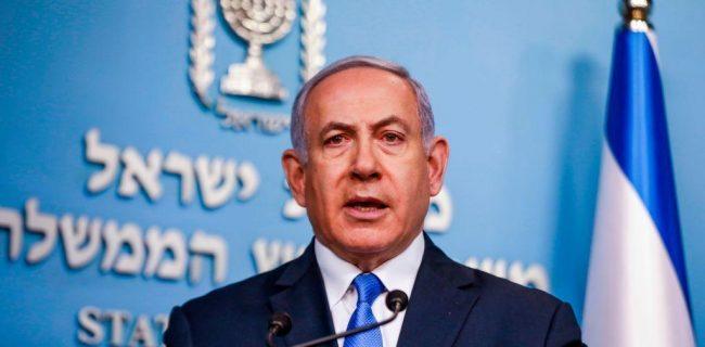 تشکر نتانیاهو از دوستان خود در مقابل حزب الله
